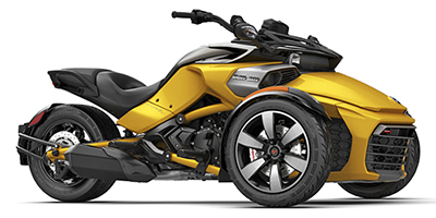 2018 Can-Am™ Spyder F3 S