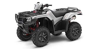 2018 Honda FourTrax Foreman® Rubicon 4x4 Automatic DCT EPS Deluxe