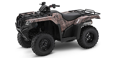2018 Honda FourTrax Rancher® 4X4 ES