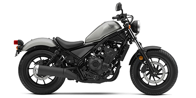 2018 Honda Rebel® 500 ABS