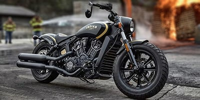 2018 Indian Scout® Jack Daniels®  Limited Edition Indian® Scout® Bobber