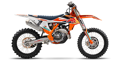 2018 KTM SX 450 F Factory Edition