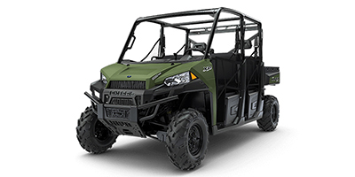 2018 Polaris Ranger Crew® XP 900 Base