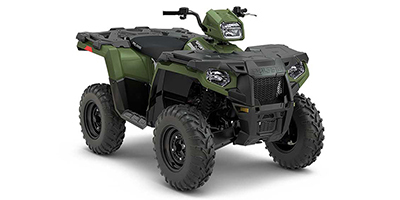 2018 Polaris Sportsman® 450 H.O. Base