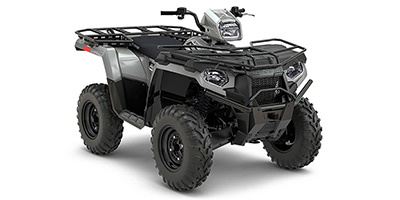 2018 Polaris Sportsman® 450 H.O. Utility Edition
