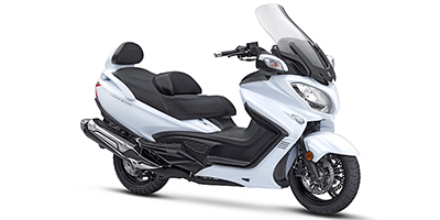 2018 Suzuki Burgman 650 Executive