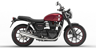 2018 Triumph Street Twin Base