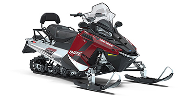 2019 Polaris Indy® LXT 550 Sunset Red