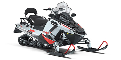 2019 Polaris Indy® LXT 550 White Lightning
